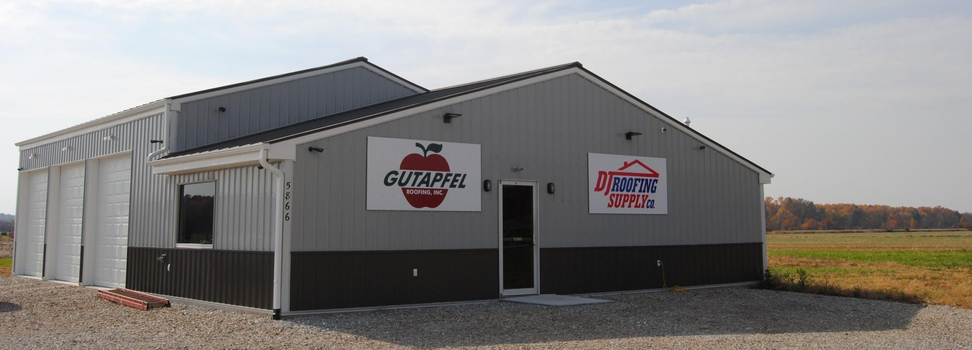Gutapfel Roofing